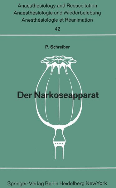 Der Narkoseapparat - Coverbild