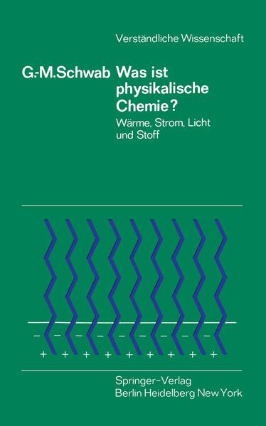 Was ist physikalische Chemie? - Coverbild