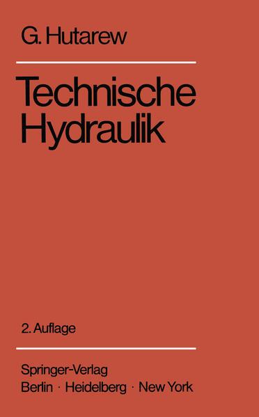 Einführung in die Technische Hydraulik - Coverbild