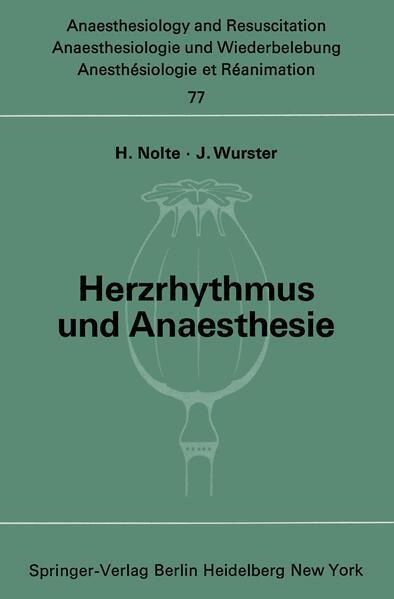 Herzrhythmus und Anaesthesie - Coverbild