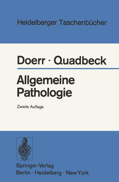 Allgemeine Pathologie - Coverbild