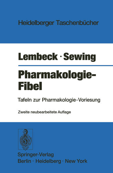 Pharmakologie-Fibel - Coverbild