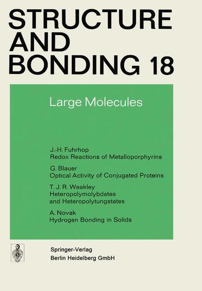Large Molecules - Coverbild