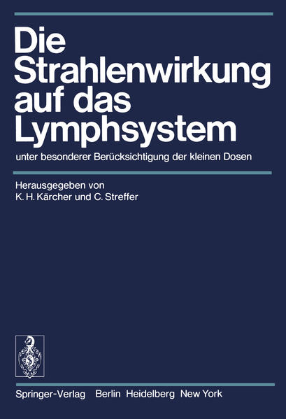 Die Strahlenwirkung auf das Lymphsystem - Coverbild
