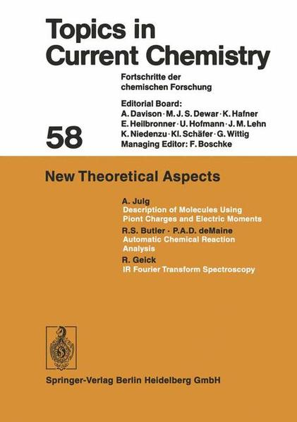 New Theoretical Aspects - Coverbild