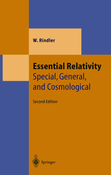 Essential Relativity - Coverbild