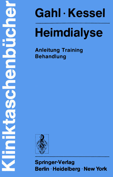 Heimdialyse - Coverbild