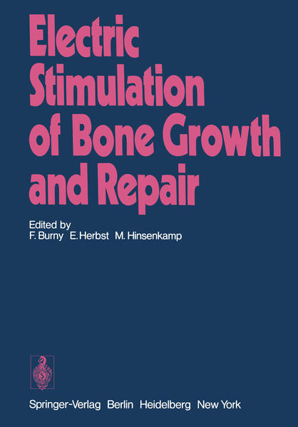 Electric Stimulation of Bone Growth and Repair - Coverbild
