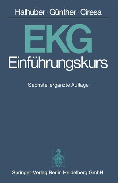 EKG-Einführungskurs - Coverbild