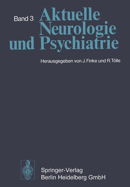 Aktuelle Neurologie und Psychiatrie - Coverbild