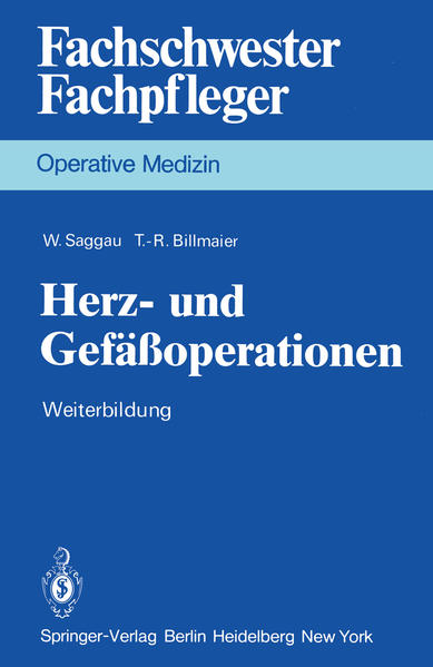 Herz- und Gefäßoperationen - Coverbild