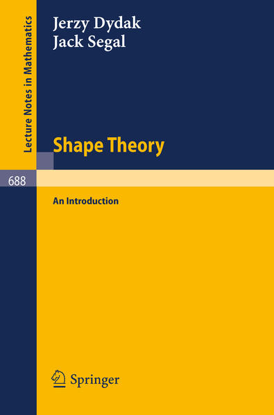 Shape Theory - Coverbild