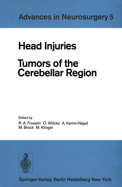 Head Injuries - Coverbild