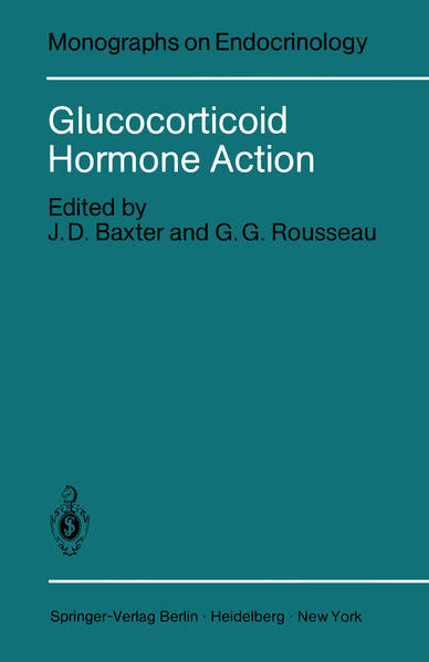 Glucocorticoid Hormone Action - Coverbild