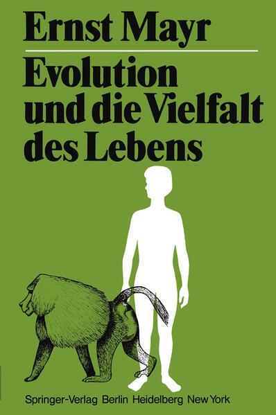 Evolution und die Vielfalt des Lebens - Coverbild