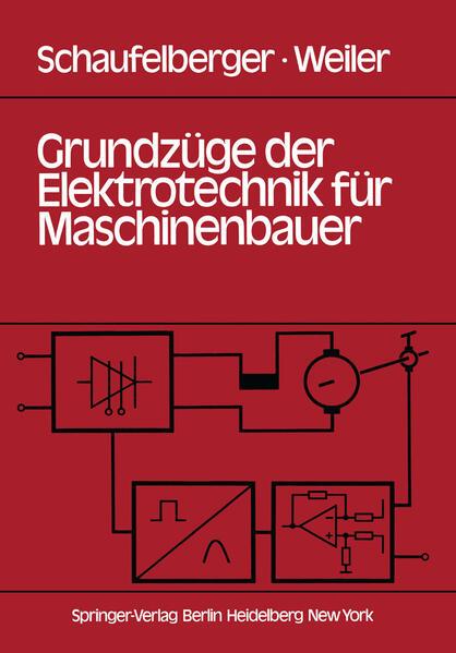 Grundzüge der Elektrotechnik für Maschinenbauer - Coverbild