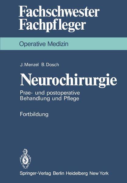Neurochirurgie - Coverbild