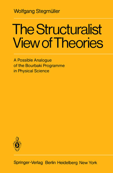 The Structuralist View of Theories - Coverbild