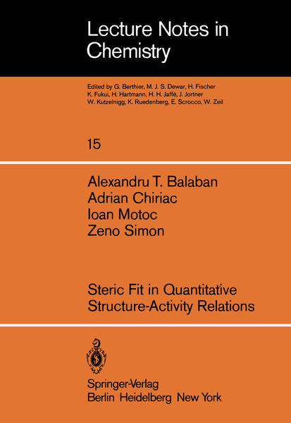Steric Fit in Quantitative Structure-Activity Relations - Coverbild