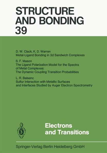 Electrons and Transitions - Coverbild