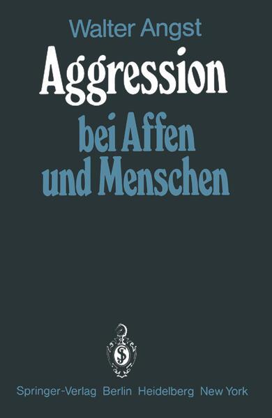 Aggression bei Affen und Menschen - Coverbild