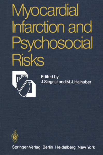 Myocardial Infarction and Psychosocial Risks - Coverbild