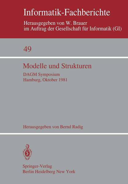 Modelle und Strukturen - Coverbild