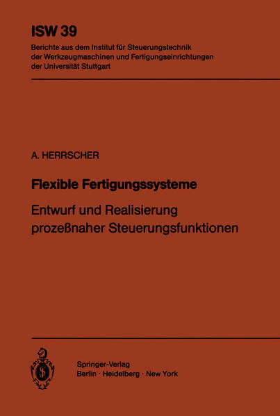 Flexible Fertigungssysteme - Coverbild