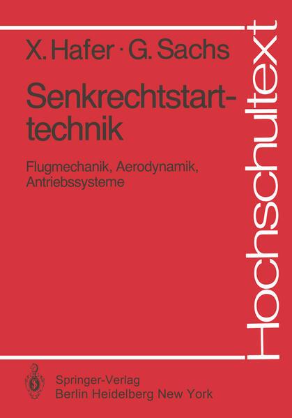 Senkrechtstarttechnik - Coverbild