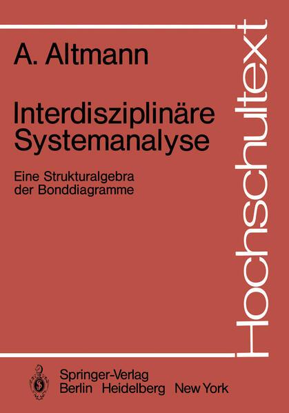 Interdisziplinäre Systemanalyse - Coverbild