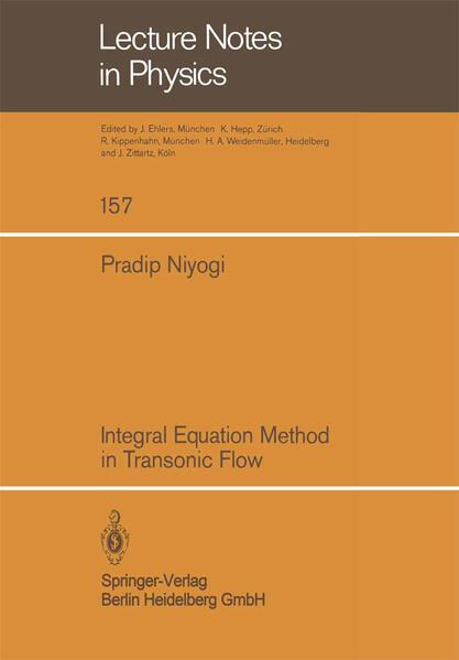 Integral Equation Method in Transonic Flow - Coverbild