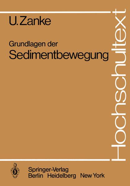 Grundlagen der Sedimentbewegung - Coverbild