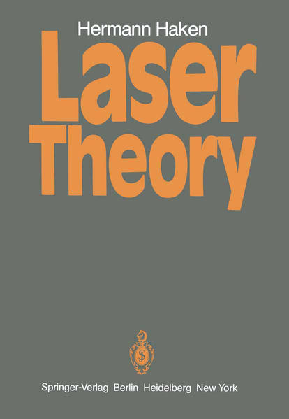 Laser Theory - Coverbild