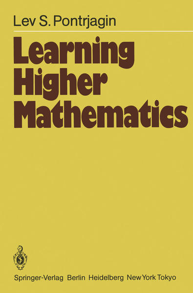 Learning Higher Mathematics - Coverbild