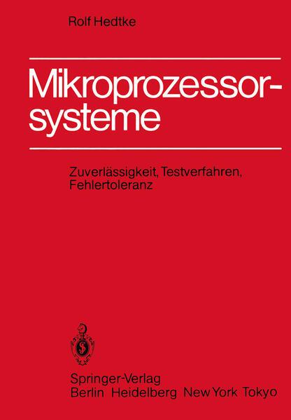 Mikroprozessorsysteme - Coverbild