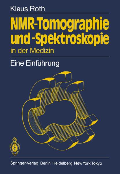 NMR-Tomographie und -Spektroskopie in der Medizin - Coverbild