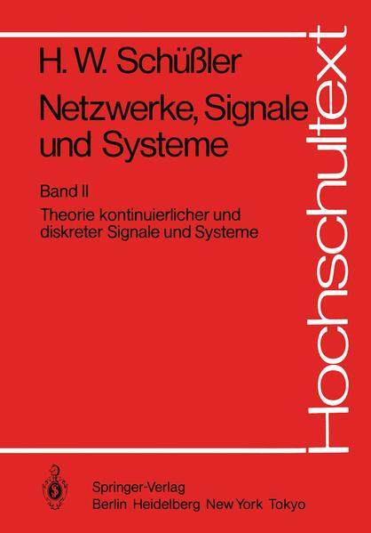 Netzwerke, Signale und Systeme - Coverbild