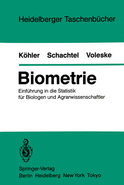 Biometrie - Coverbild