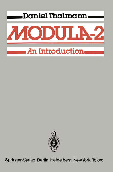 Modula-2 - Coverbild