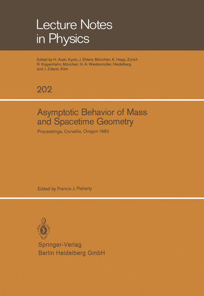 Asymptotic Behavior of Mass and Spacetime Geometry - Coverbild