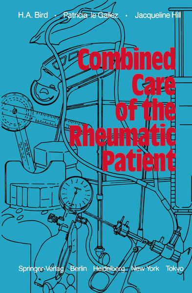 Combined Care of the Rheumatic Patient - Coverbild