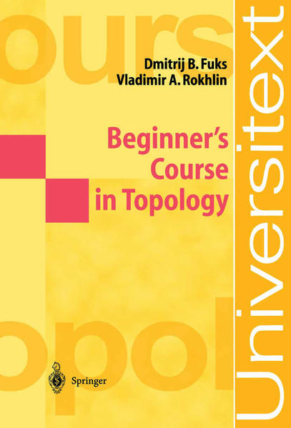 Beginner's Course in Topology - Coverbild