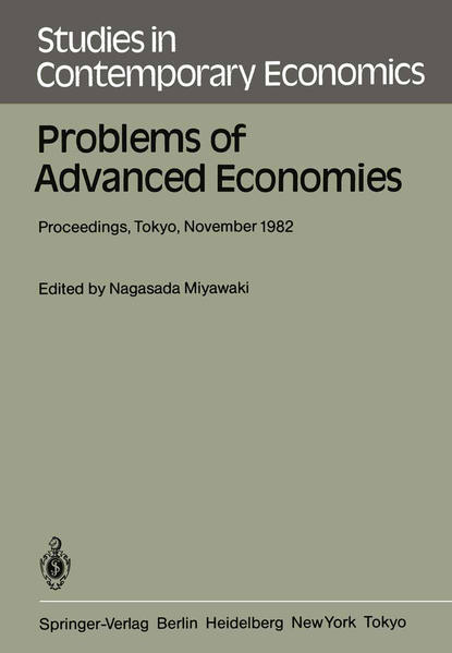 Problems of Advanced Economies - Coverbild