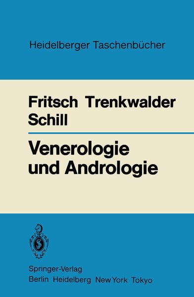 Venerologie und Andrologie - Coverbild