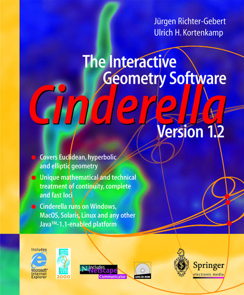 The Interactive Geometry Software Cinderella - Coverbild