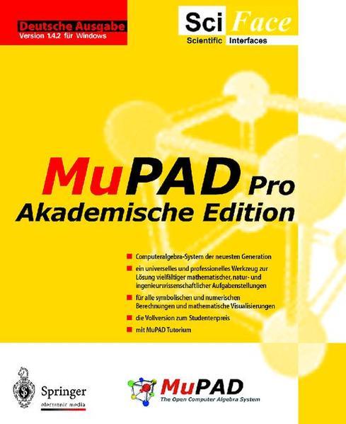 MuPAD Pro - Coverbild
