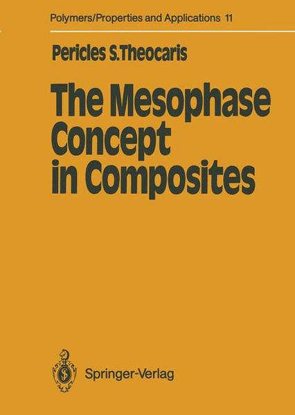 The Mesophase Concept in Composites - Coverbild