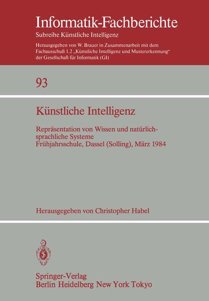 Künstliche Intelligenz - Coverbild