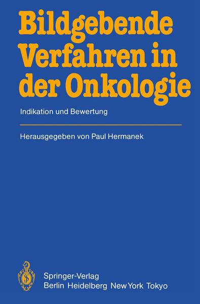 Bildgebende Verfahren in der Onkologie - Coverbild