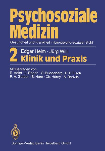 Psychosoziale Medizin Gesundheit und Krankheit in bio-psycho-sozialer Sicht - Coverbild